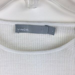 Vince Tops - NWT LUX VINCE 100% soft Wool Top!!